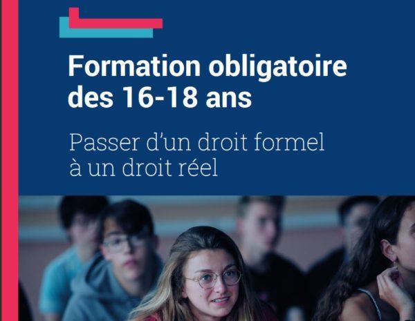 Etat des lieux subjectif de rapports officiels sur les jeunes et le décrochage, l'orientation…