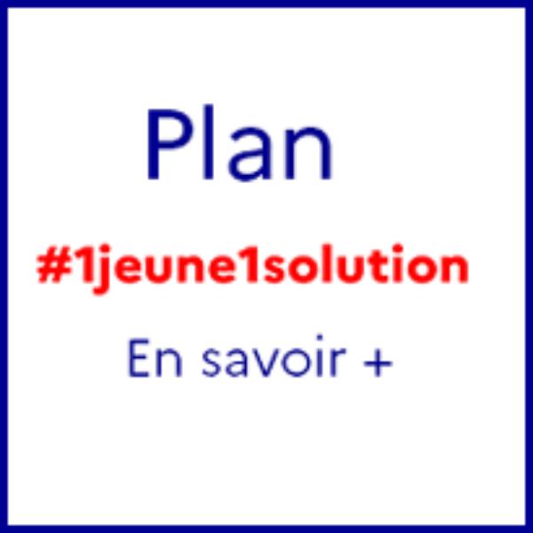 Le Plan #1jeune1solution en quelques liens
