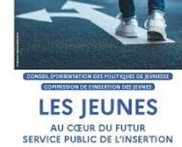 Les jeunes au cœur du futur service public de l'insertion (SPI)
