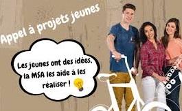 """La MSA lance son """"appel à projet jeunes"""" 2021-2022"""