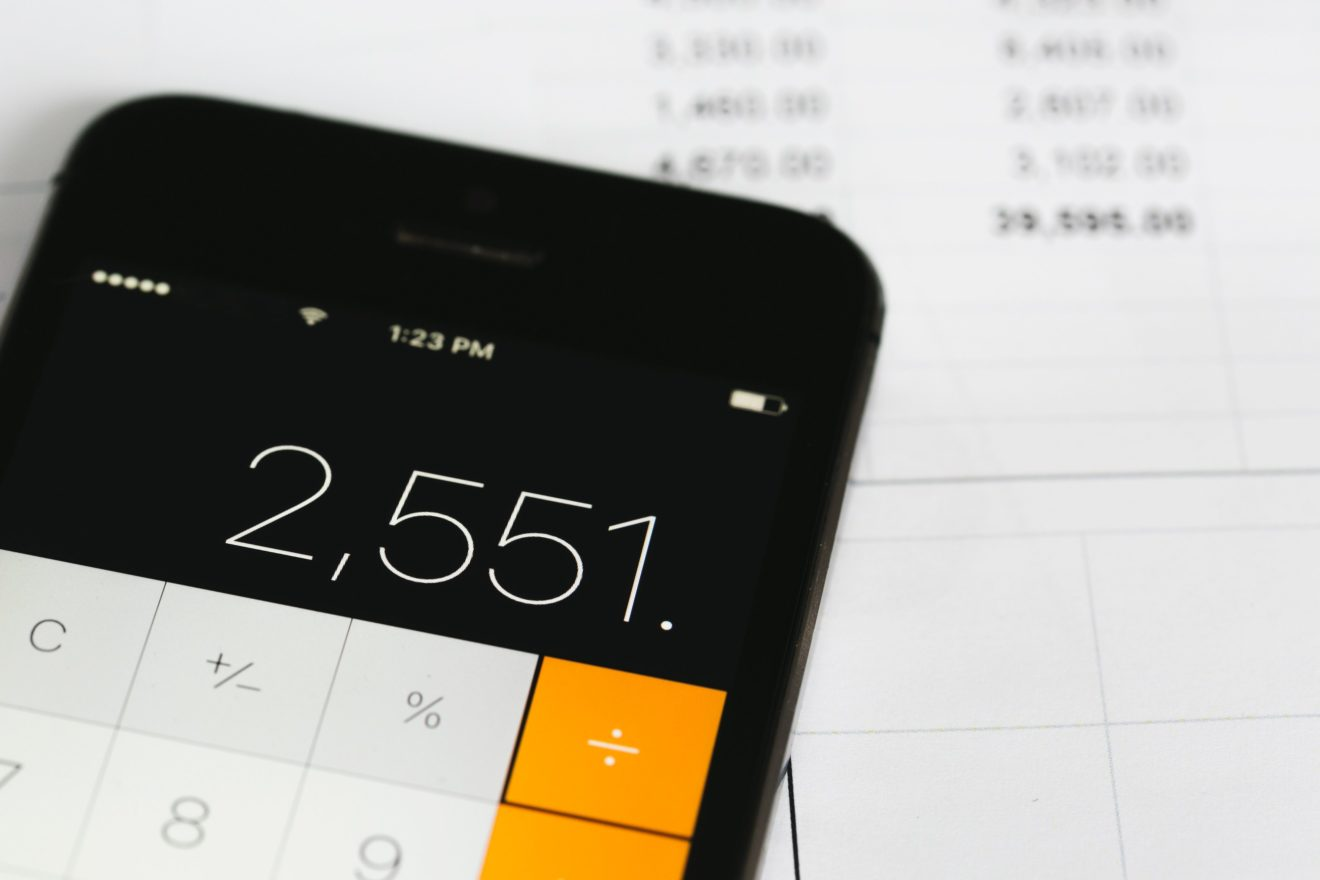 Image aide budget calculatrice
